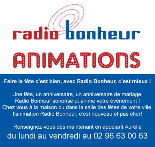 Radio Bonheur Animations